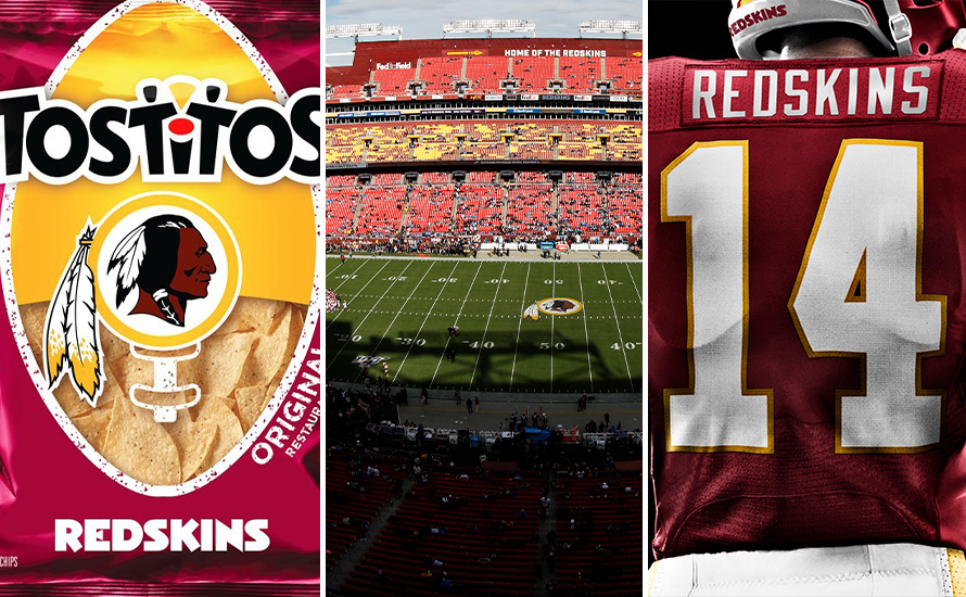 Investors Ask Nike, FedEx and PepsiCo to End Relationships With the Washington Redskins
