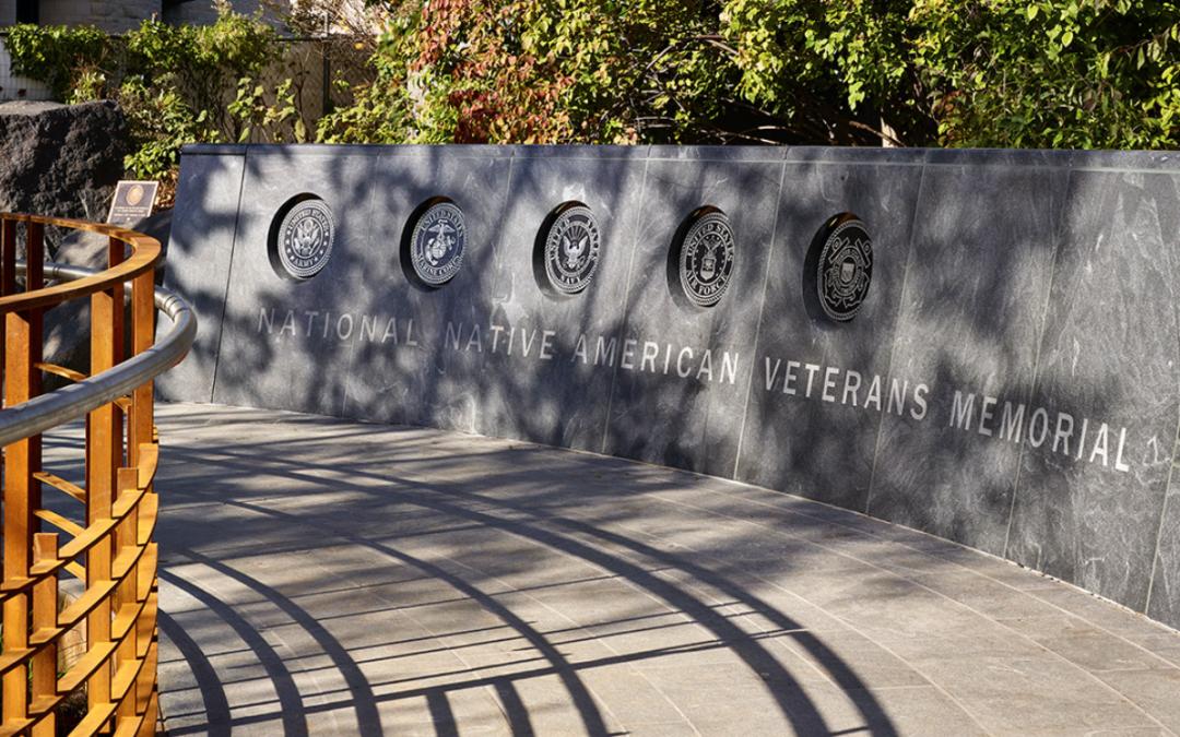 Native American Veterans Memorial