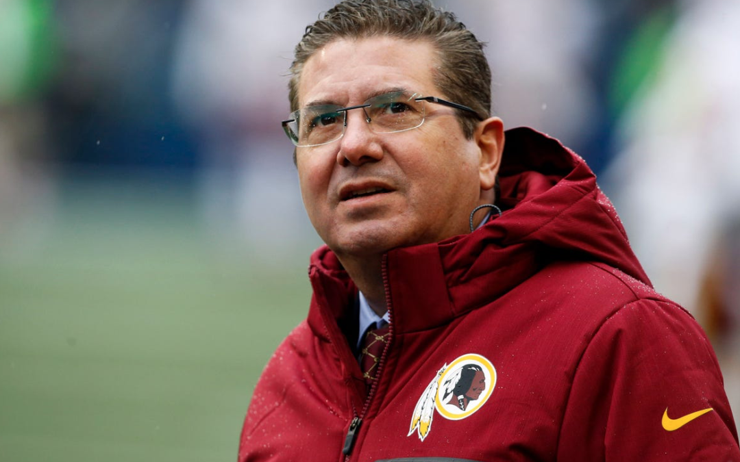 Washington Football Team ends relationship with Daniel Snyder's charitable foundation for Native Americans