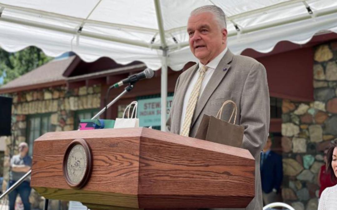 Nevada passes law that bans racially discriminatory school mascots and 'sundown sirens'